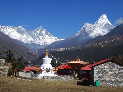 Everest Tengboche Monastery Trekking | Motherland Hiking Team